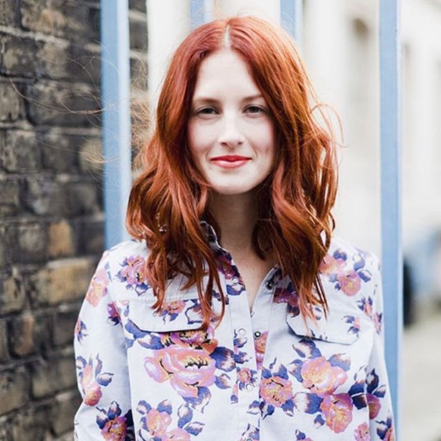 Taylor Tomasi Hill gorgeous red hair