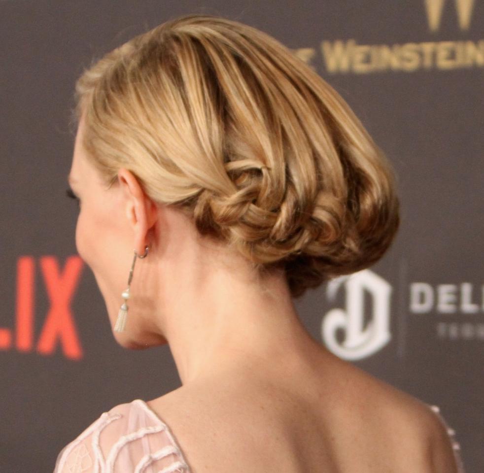 Cabelo Cate Blanchett Golden Globes 2016