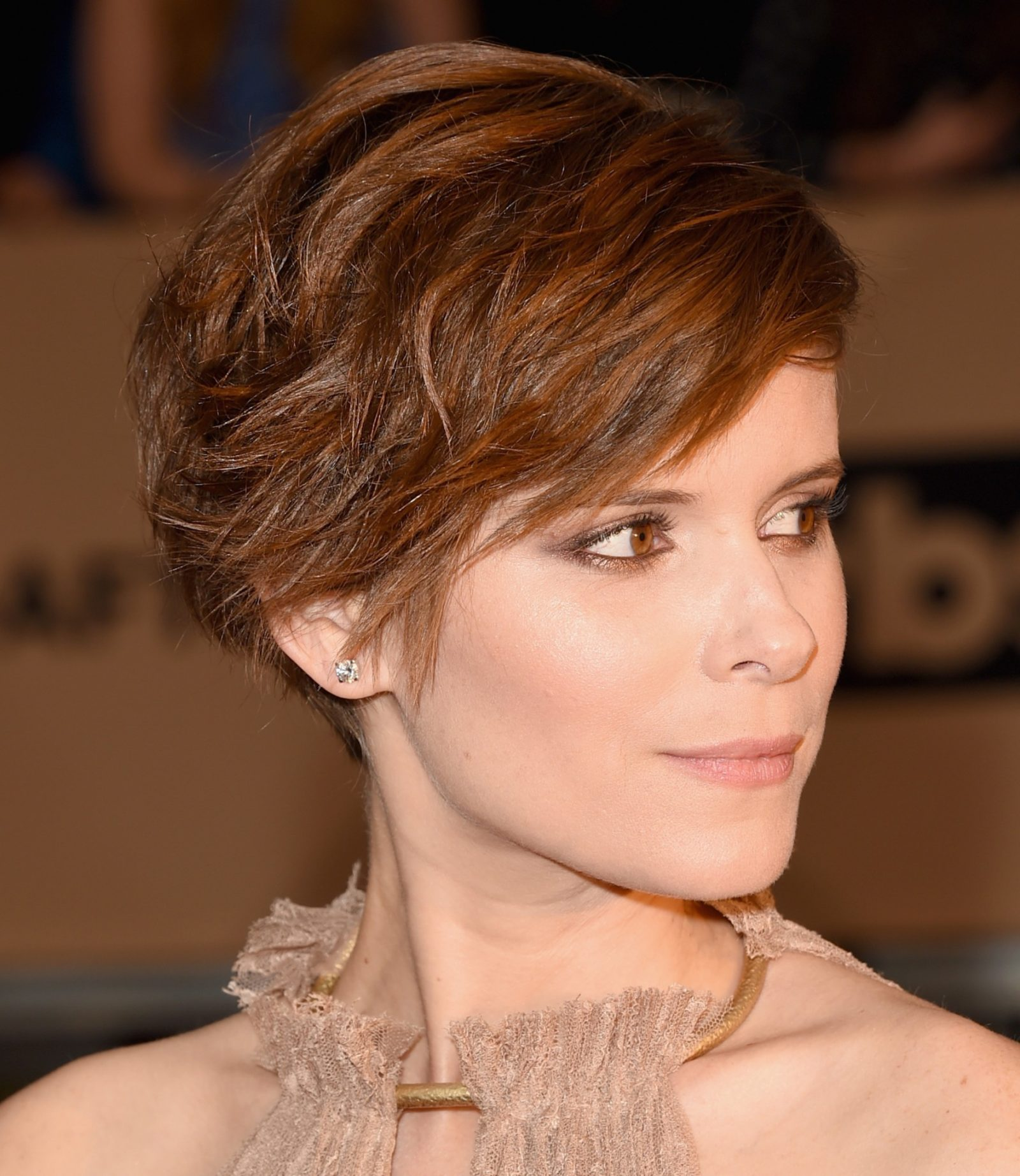 Kate Mara's haircut SAG Awards