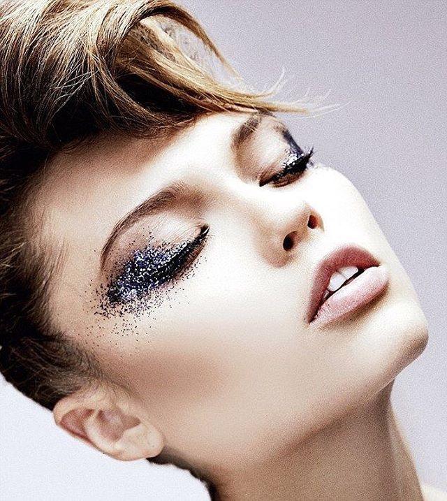 Make com glitter