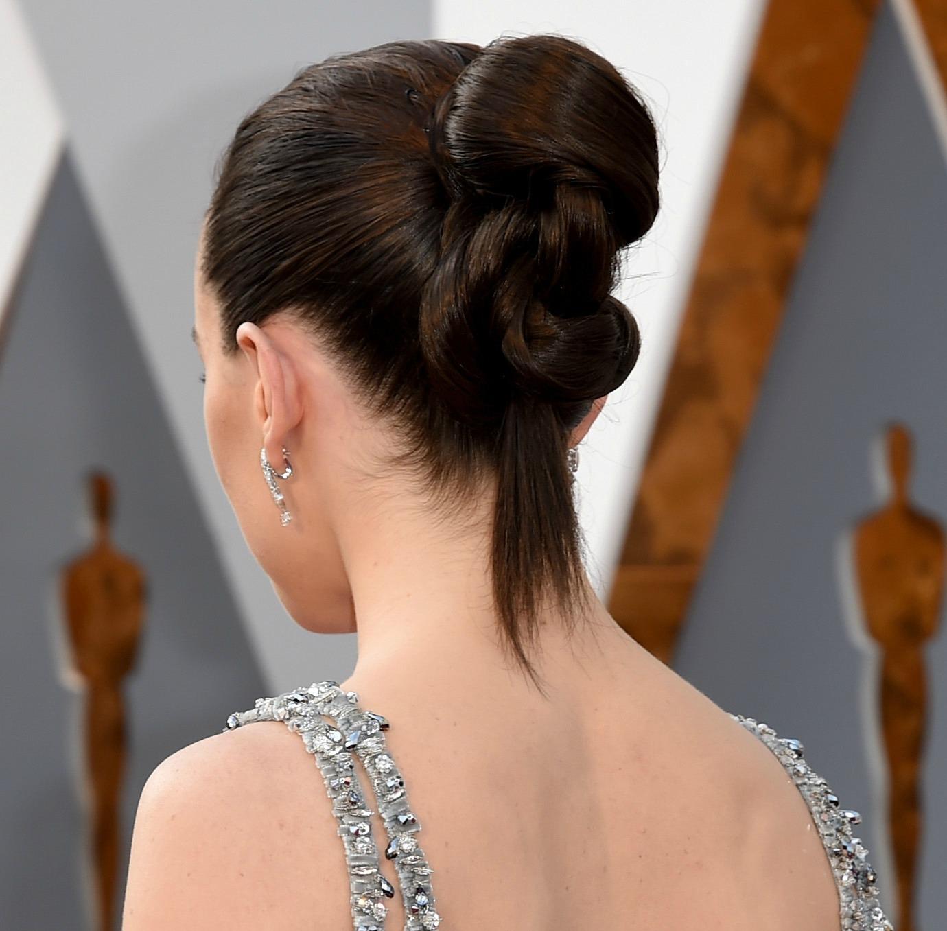 Coque estruturado Oscar 2016
