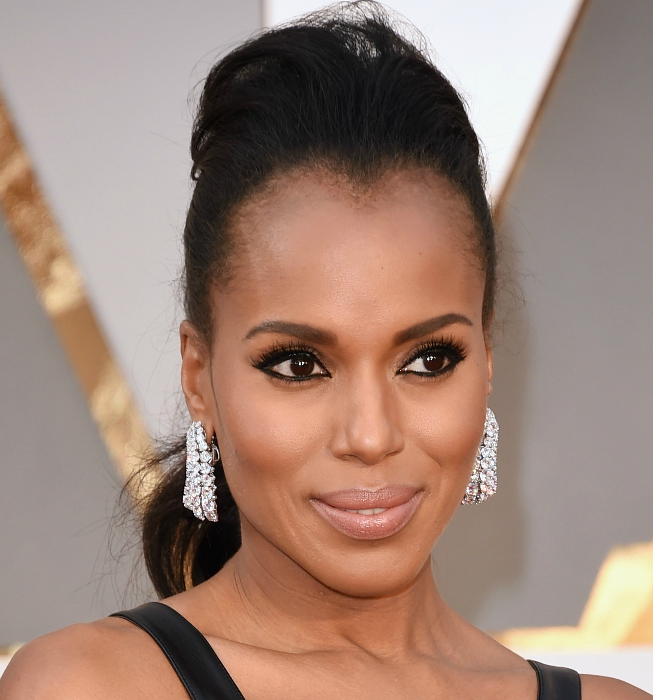 Kerry Washington delineado Oscar 2016