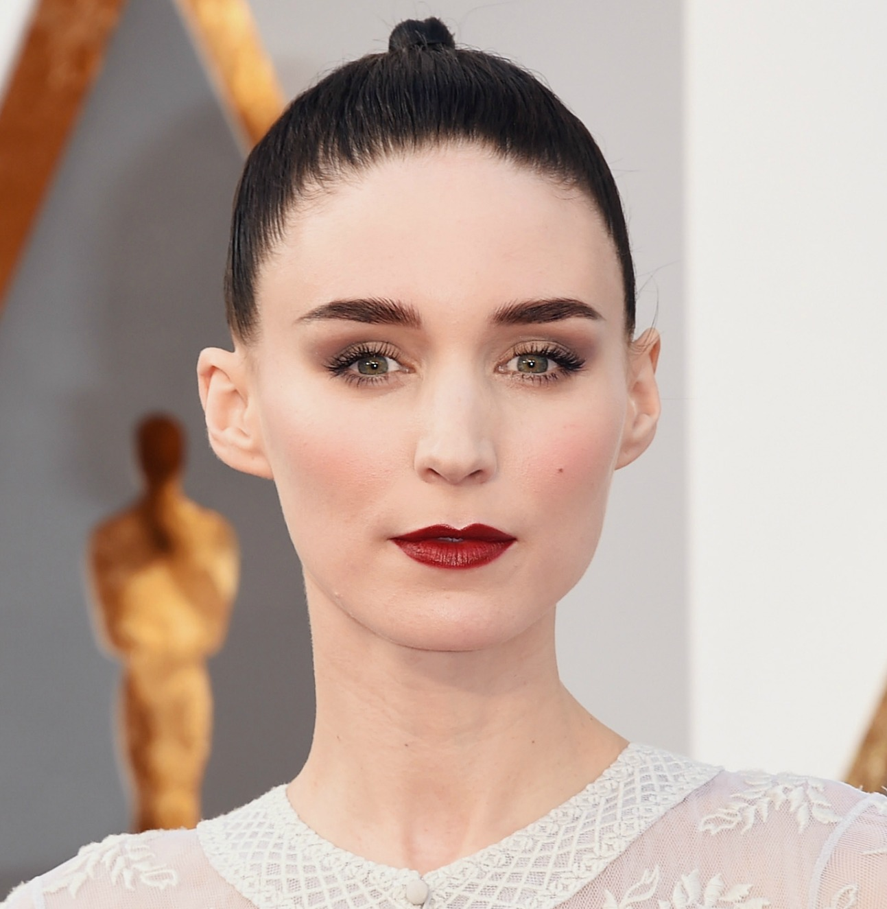 Make esfumado Rooney Mara Oscar 2016