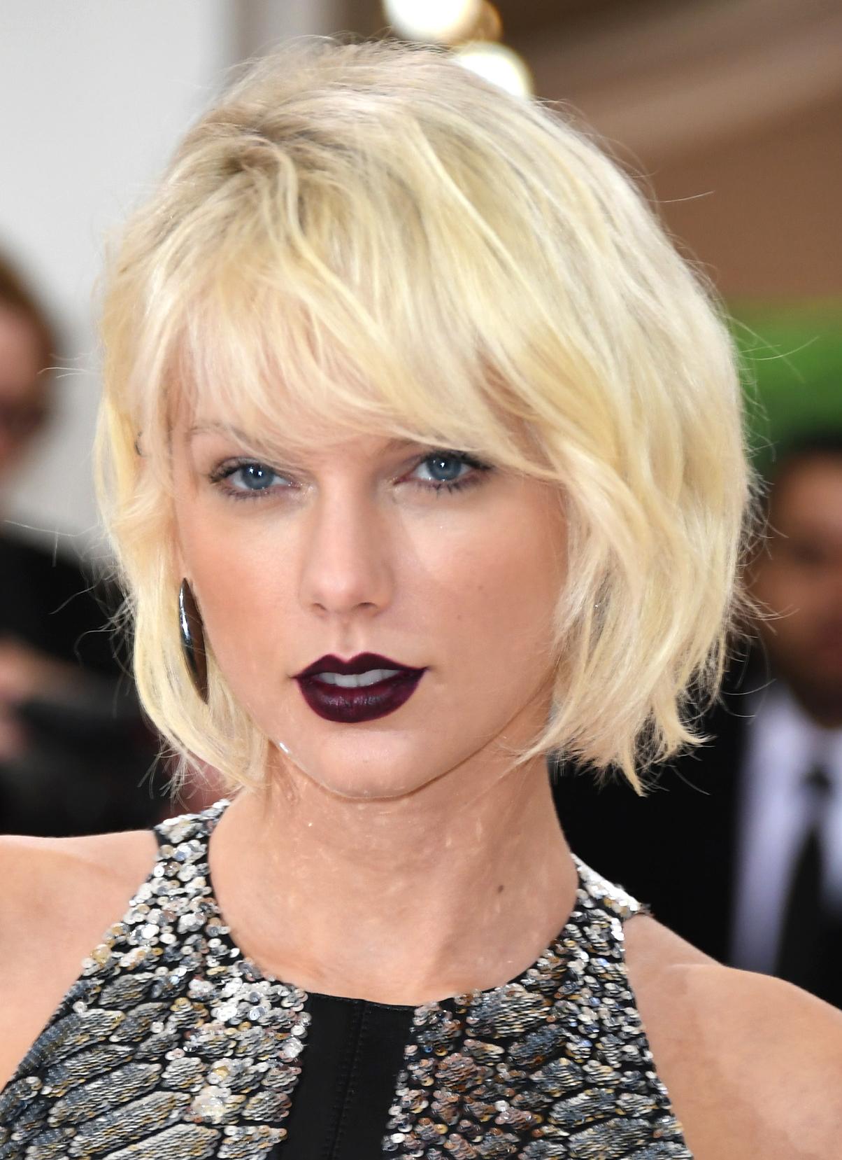 Taylor Swift Met 2016