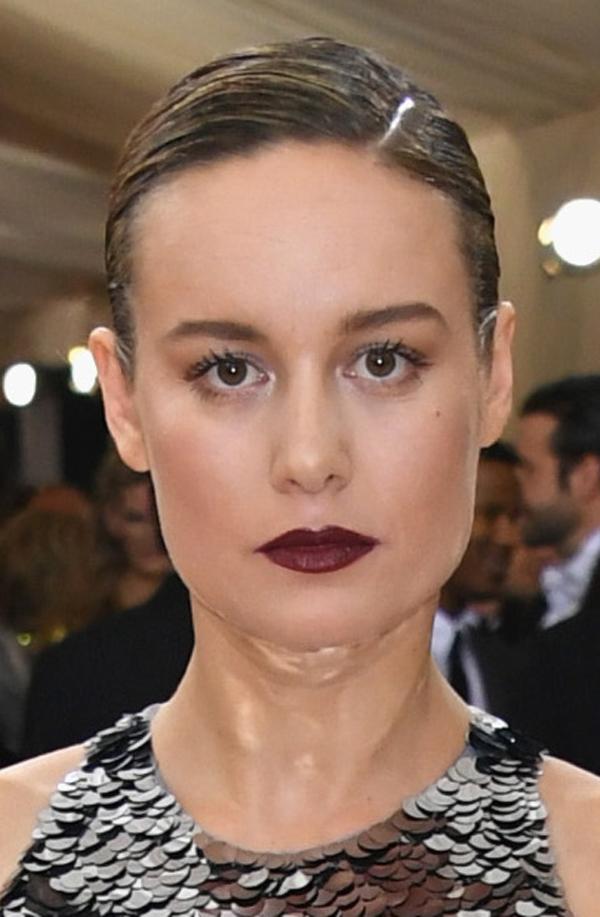 Brie Larson MET 2016