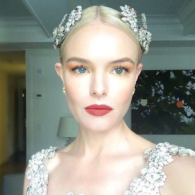 Kate Bosworth no Met