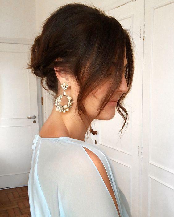 Penteados lindos e criativos para quem tem cabelo curto